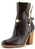 MICHAEL Michael Kors Michael Kors Lizzie Ankle Boot Dark Toffee Leather