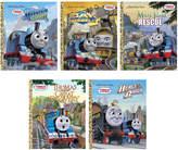 Penguin Random House Little Golden Books Thomas & Friends 5-Book Set