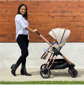 "My Babiie AM to PM by Christina Milian - Nude ""Victoria"" Travel System"