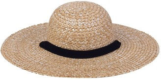 LACK OF COLOR DOLCE SUN RAFFIA HAT