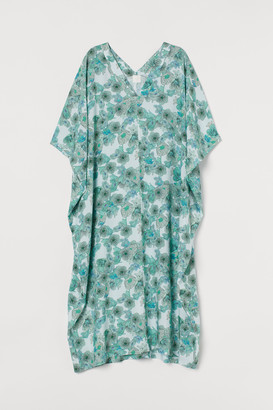 H&M Patterned kaftan tunic