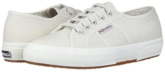 Superga 2750 COTU Classic Sneaker (Grey Vapor) Women's Lace up casual Shoes