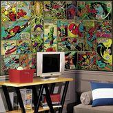 York Wall Coverings York wallcoverings Marvel Classics Comic Panel Removable Wallpaper Mural