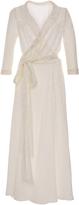 Co Long Sleeve Wrap Dress