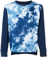 Longjourney tie dye sweatshirt - men - Cotton - M