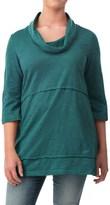 Neon Buddha Under the Sun Tunic Shirt - Cowl Neck, 3/4 Sleeve (For Women)