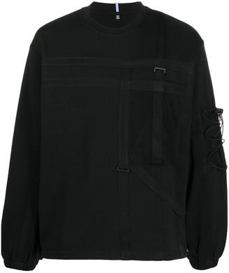 McQ Patch Pocket Sweatshirt