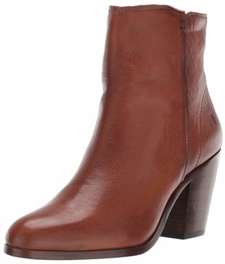 Frye Women's Cameron Bootie Fashion Boot tan 8 M US