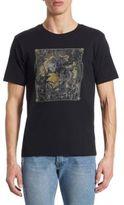 The Kooples Screen Print Cotton T-Shirt