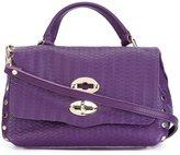 Zanellato textured Postina crossbody bag - women - Leather - One Size