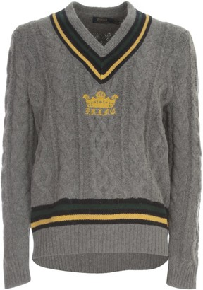 Polo Ralph Lauren V-Neck Knitted Jumper