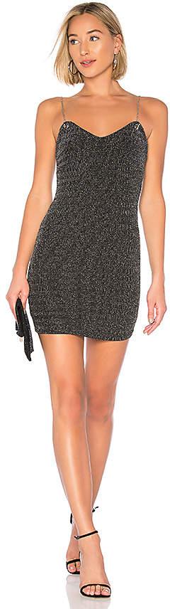 superdown Sav Chain Strap Dress
