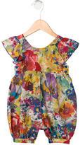 Stella McCartney Girls' Floral Print Romper w/ Tags