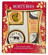 Burt Best of Burt's Bees Holiday Gift Set 3 pc