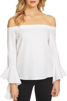 1 STATE 1.STATE Off-the-Shoulder Cascade Top