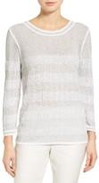 Nic+Zoe Women's New Moon Reversible Pullover