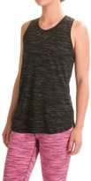 RBX Shirred Back Tank Top - Racerback (For Women)