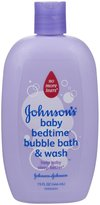 Johnson's Baby Johnson's Bedtime Bubble Bath & Wash