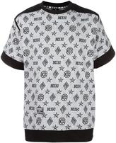 Kokon To Zai monogram Inside Out T-shirt - unisex - Cotton - S
