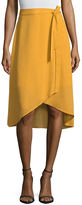 WORTHINGTON Worthington A-Line Skirt