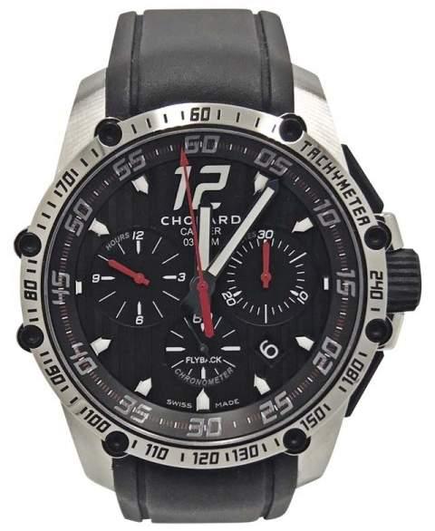 Chopard Classic Racing Super Fast Chronograph 168523-3001 45mm Mens Watch 2017