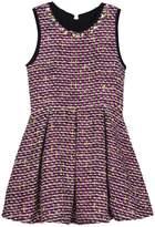 Juicy Couture Pom Pom Tweed Dress