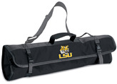 Bed Bath & Beyond Picnic Time® Collegiate 3-Piece BBQ Tote - Louisiana State University