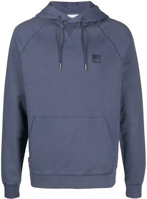 Woolrich Cotton Long Sleeve Hoodie