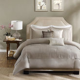 JCPenney Madison Park Channing Pleated 6-pc. Duvet Cover Set