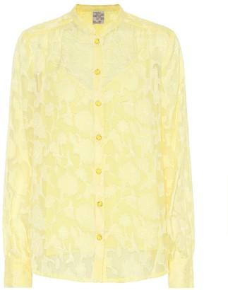 Baum und Pferdgarten Mellanie silk-blend blouse