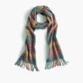 HogarthTM for J.Crew Scottish tartan cashmere scarf
