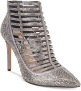 INC International Concepts Women's Kacela Caged Pumps, Only at Macy's