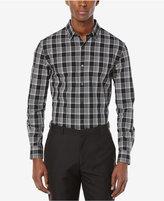 Perry Ellis Men's Ellingwood Plaid Long-Sleeve Shirt