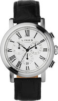 Links Of London Richmond Silver-plated Chronograph Watch
