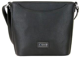 Cellini CSZ028 Key Item Zip Top Crossbody Bag