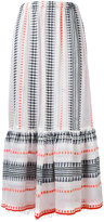 Lemlem embroidered skirt - women - Cotton - S