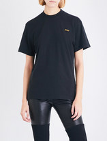 Vetements Entry Level cotton-jersey T-shirt