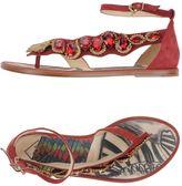 Fabi Thong sandals