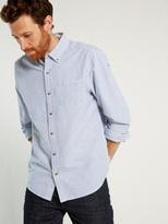 White Stuff Pacific oxford stripe shirt