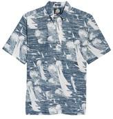 Reyn Spooner Men's Kona Winds Classic Fit Sport Shirt