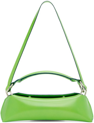 Venczel Green Elan Shoulder Bag