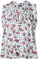 Isabel Marant 'River' sleeveless blouse - women - Silk - 40