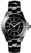 Chanel J12 H0685 Women's Black Ceramic Automatic Watch