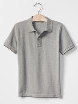 Gap Pique short sleeve polo