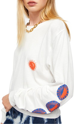 Urban Outfitters Bdg Open Your Eyes Sweatshirt