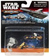Hasbro Star Wars: Episode VI Return of the Jedi Micro Machines 3-pk. Endor Forest Battle Set by