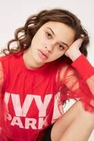 Ivy Park Festival tulle t-shirt