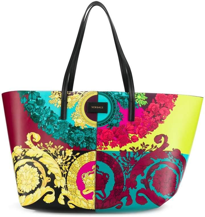6537d8d440 voyage baroque print tote bag