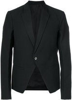 Rick Owens single button blazer