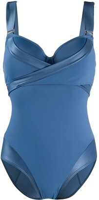 Marlies Dekkers Surplice Swimsuit